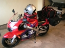 Armin seine Honda CBR900