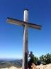 Gipfelkreuz erreicht !