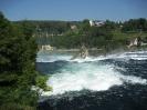 So ein Rheinfall ... von der Schweizer Seite